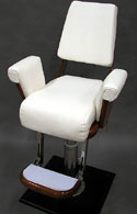 Bucket Helm Chair Styling for Secure Comfort