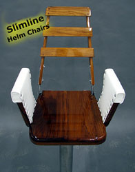 Slim line Helm Chair