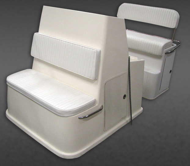 Custom Electronic Steering Consoles for your Boat